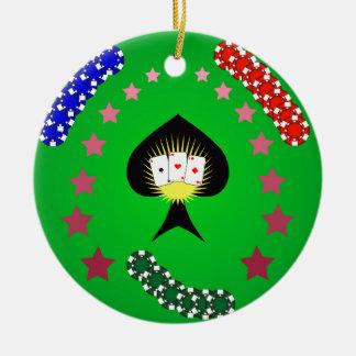 Ornamento De Cerâmica 64Casino Logo_rasterized