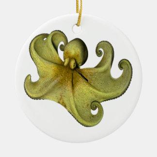 Ornamento De Cerâmica 8 pés no mar