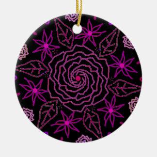 Ornamento De Cerâmica A essência de aumentou