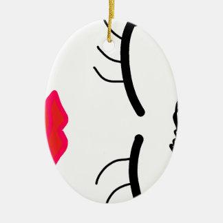 Ornamento De Cerâmica a outra coleção da Bela Adormecida