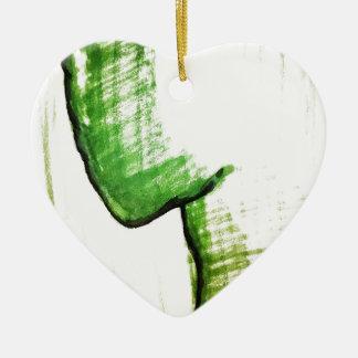 Ornamento De Cerâmica A solidão dos pensadores