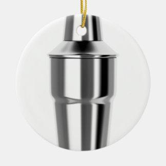 Ornamento De Cerâmica Abanador de cocktail