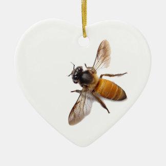 Ornamento De Cerâmica Abelha do mel