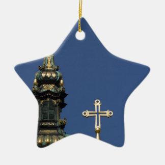 Ornamento De Cerâmica Abóbadas ortodoxos da igreja cristã