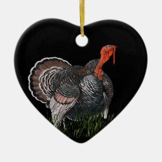 Ornamento De Cerâmica Acção de graças Turquia