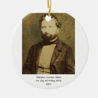 Ornamento De Cerâmica Adolfo Charles Adam, 1855