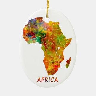 Ornamento De Cerâmica África
