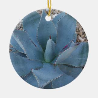 Ornamento De Cerâmica Agave