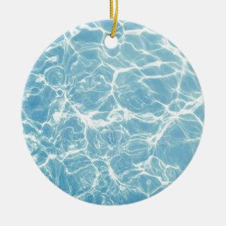 Ornamento De Cerâmica Água da piscina, piscina, natação, verão