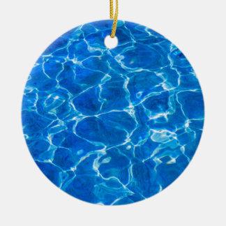 Ornamento De Cerâmica Água fresca