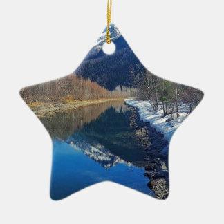 Ornamento De Cerâmica Alaska