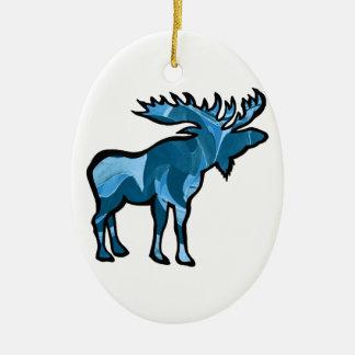 Ornamento De Cerâmica Albufeira azul