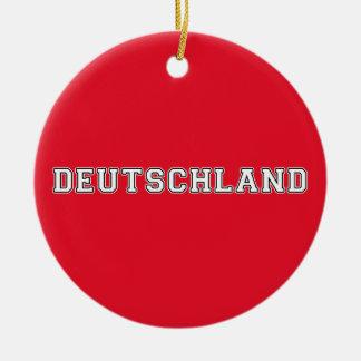 Ornamento De Cerâmica Alemanha