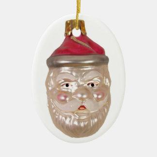 Ornamento De Cerâmica Alemão velho Papai Noel