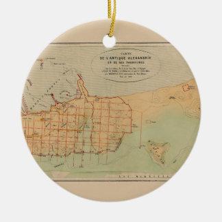 Ornamento De Cerâmica alexandria1866