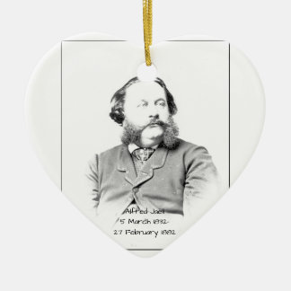 Ornamento De Cerâmica Alfred Jaell