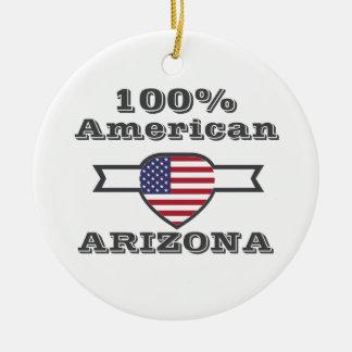 Ornamento De Cerâmica Americano de 100%, arizona