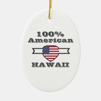 Ornamento De Cerâmica Americano de 100%, Havaí