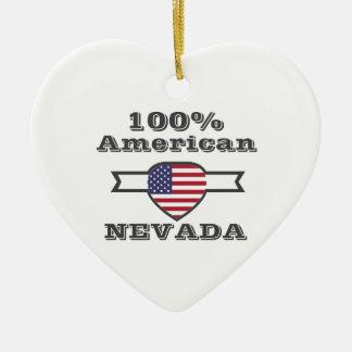 Ornamento De Cerâmica Americano de 100%, Nevada