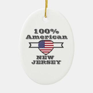 Ornamento De Cerâmica Americano de 100%, New-jersey