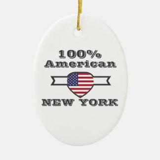 Ornamento De Cerâmica Americano de 100%, New York