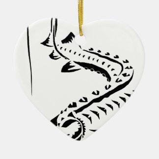 Ornamento De Cerâmica Amu D-Tribal