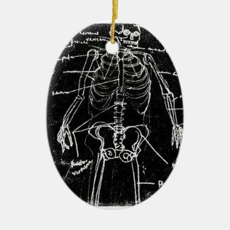 Ornamento De Cerâmica anatomia de esqueleto humana de tokyo do yaie