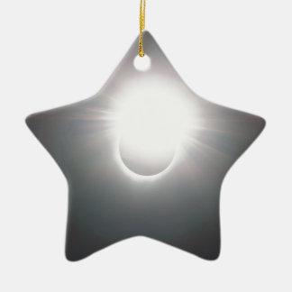 Ornamento De Cerâmica Anel brilhante