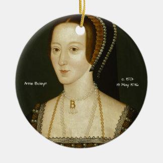 Ornamento De Cerâmica Anne Boleyn