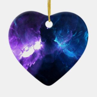Ornamento De Cerâmica Anúncio Amorem Amisi