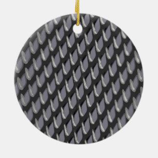 Ornamento De Cerâmica Apenas urze do vetor da grelha
