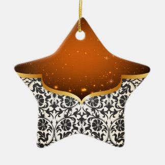 Ornamento De Cerâmica Arabian elegante