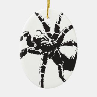 Ornamento De Cerâmica aranha