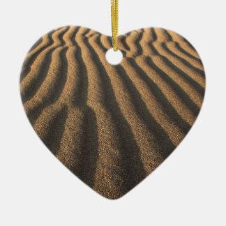 Ornamento De Cerâmica areia