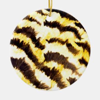 Ornamento De Cerâmica Arte animal 3 da pele