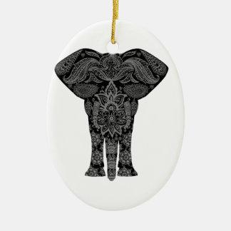 Ornamento De Cerâmica Arte da mandala