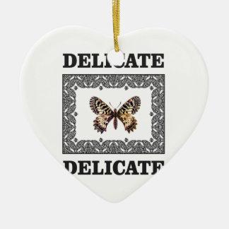 Ornamento De Cerâmica arte delicada da borboleta