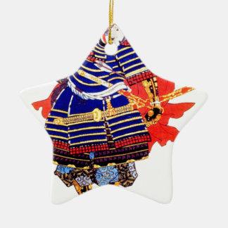 Ornamento De Cerâmica Arte japonesa clássica Japão do samurai