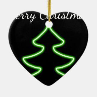 Ornamento De Cerâmica Árvore de Natal de Digitas