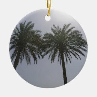 Ornamento De Cerâmica Árvores Egipto de Sun