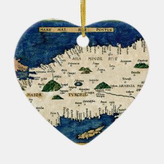 Ornamento De Cerâmica Ásia 1513