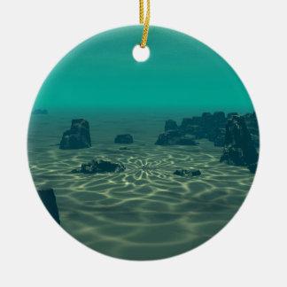 Ornamento De Cerâmica Atlantis