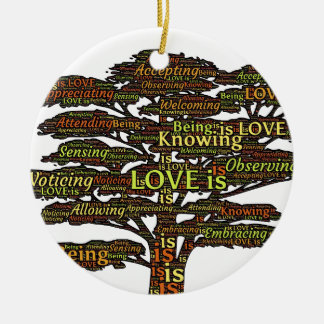 Ornamento De Cerâmica atributos do amor