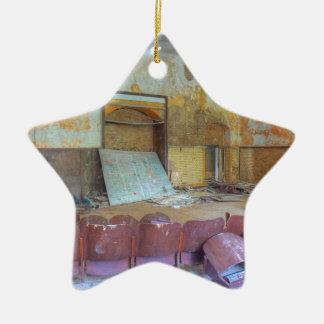 Ornamento De Cerâmica Auditório 01,0, lugares perdidos, Beelitz