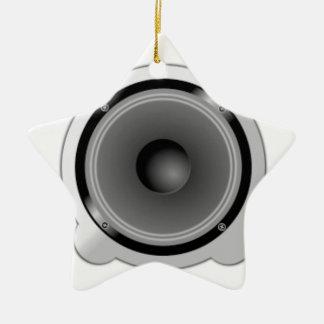 Ornamento De Cerâmica Auto-falante estereofónicos