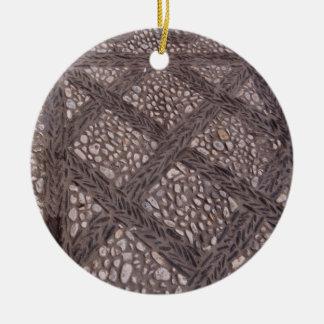 Ornamento De Cerâmica Azulejo de Granada