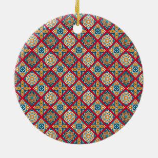 Ornamento De Cerâmica Azulejos de Alexandria