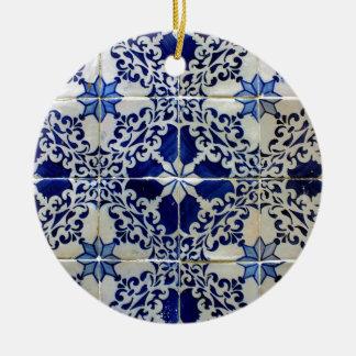 Ornamento De Cerâmica Azulejos, Portuguese Tiles