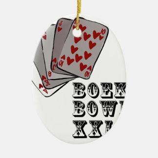 Ornamento De Cerâmica Bacia XXL de Boeke