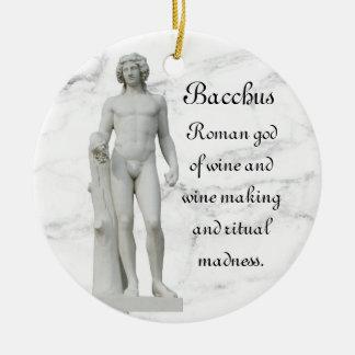 Ornamento De Cerâmica Baco 2